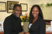 Dr. Eugene D. Stanislaus and Dr. E. Lisa Reid, , Dentist